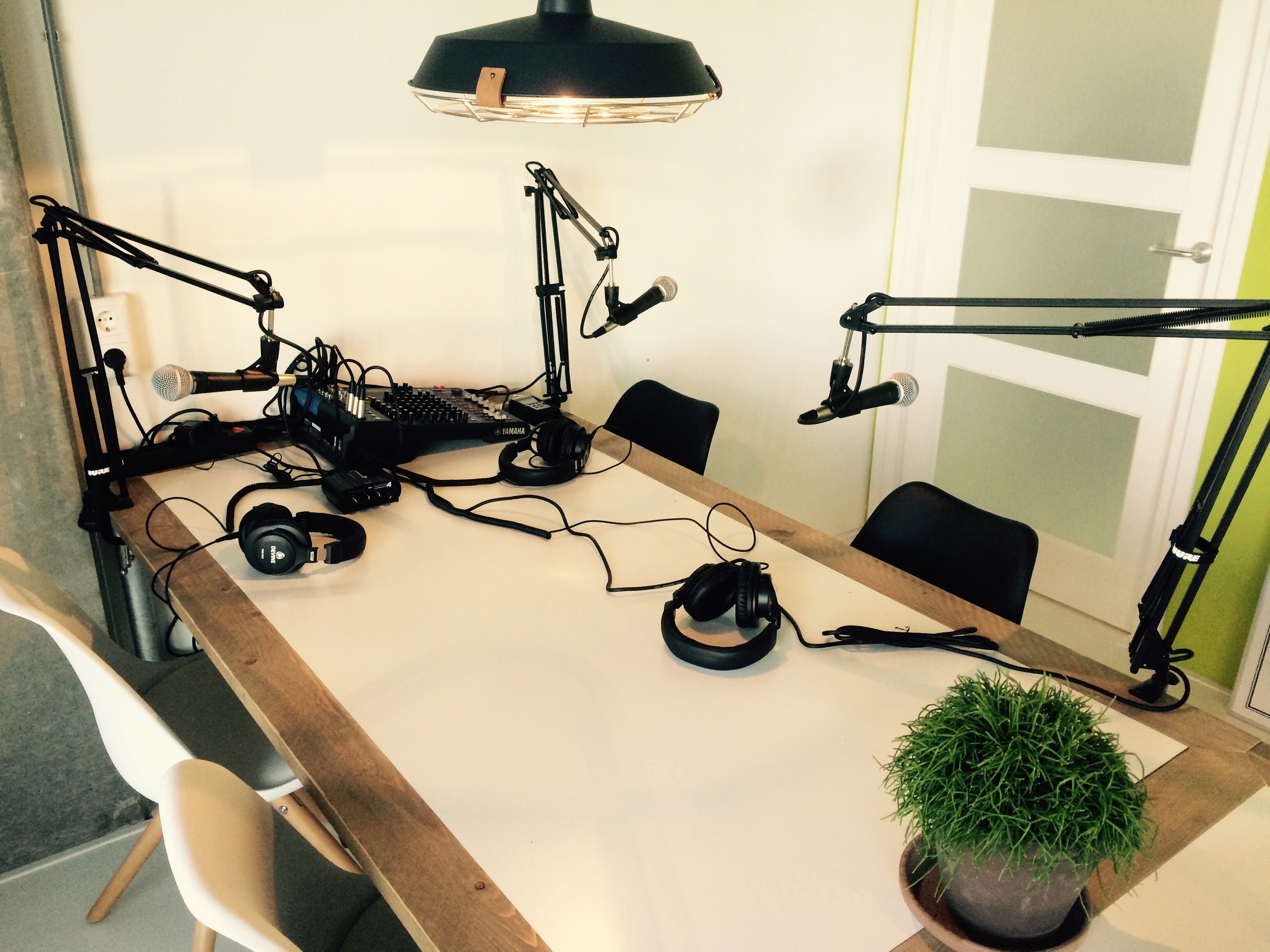 podcast studio 3