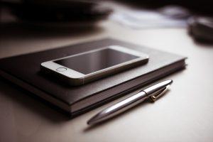 Smartphone als microfoon